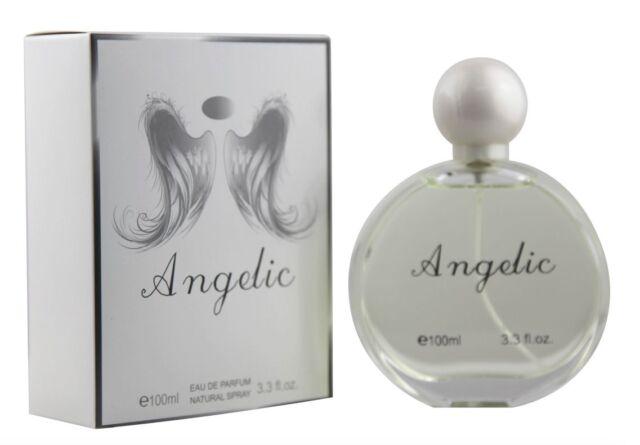 Angelic Eau De Parfum 100ml Angel Ladies Womens Perfume Alien
