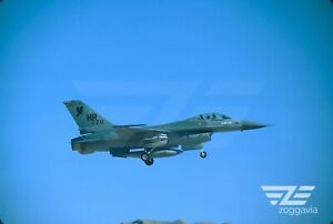 Original-slide-81-711-Lockheed-F-16-U-S-Air-Force-USAF-1985