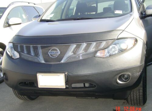 Colgan Front End Mask Bra Fits Nissan Murano 2009-2010 W//License Plate
