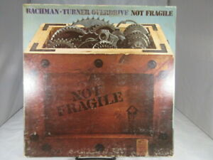 Bachman-Turner-Overdrive-Not-Fragile-LP-33RPM-12-034-SRM-1-1004-VG-cover-VG