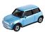 thumbnail 1 -  tomica car toy car model car mini cooper light blue collectables diecast