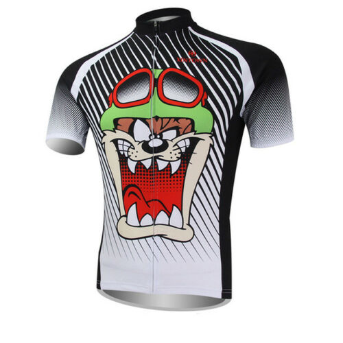 2018 Cycling Jersey Short Sleeve Racing Bike Sports Cycling Clothes Bicycle Tops