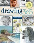 Drawing 365: Tips and Techniques to Build Your Confidence and Skills by Katherine Tyrrell (Paperback / softback, 2015)