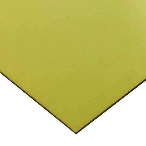 "G11 FR5 Glass Epoxy Laminate Sheet .375/"" x 12/"" x 24/"" Natural"