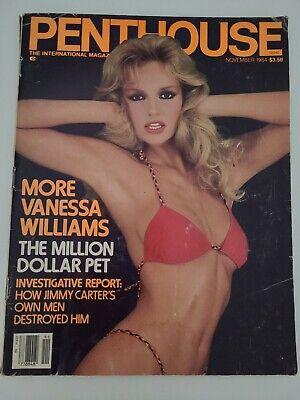 Penthouse Magazine April 1993 Vanessa Williams Sharon