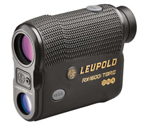 Leupold RX-1600i TBRW with DNA Laser Rangefinder - Black/Gray