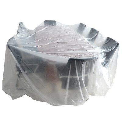10 x Large Plastic Polythene Dust Sheet 10 x Large Plastic Polythene Dust Sheet 4m x 5m 13ft x 16ft Painting Masking Covering Furniture