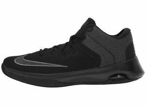 big sale 5fa1a 601e3 Image is loading Nike-Air-Versitile-II-NBK-Basketball-Shoes-Black-