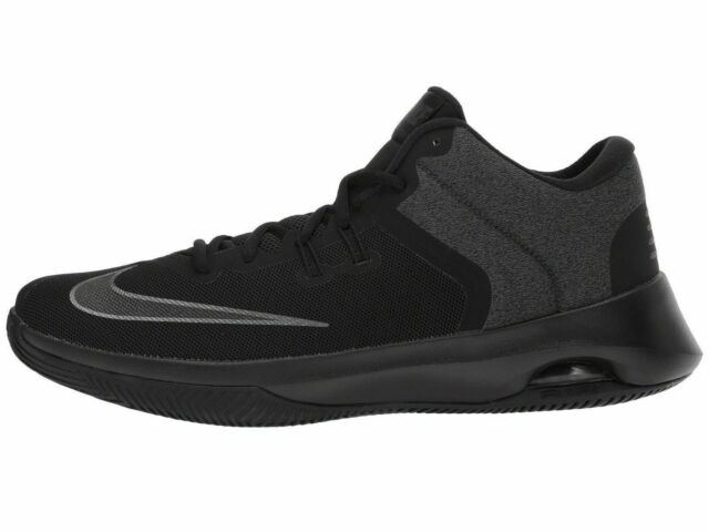 23429b122b807 Nike Air Versitile II NBK Basketball Shoes Black Gray AA3819-002 Men's NEW