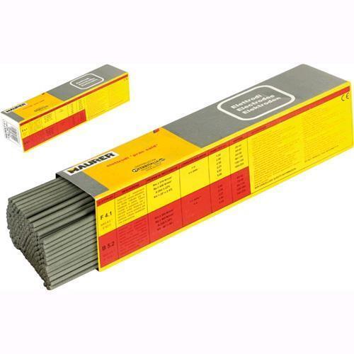 da 600 pz ELETTRODI RUTILICI MAURER Ø1,6X250 mm Conf
