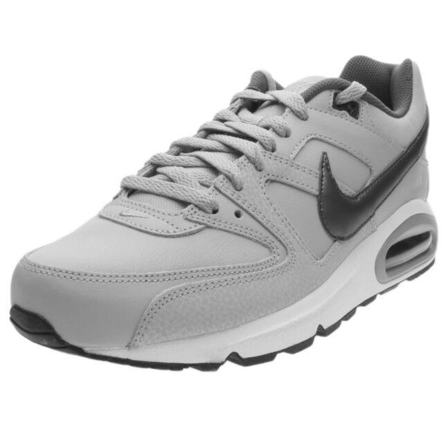 Nike Air Max Command Uomo Pelle Grigio 749760 012