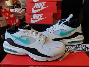 Nike Air Max 93 OG Retro Dusty Cactus White Turquoise Black Menthol ... 6a5fe07a3