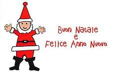B8947 save the chldren santa claus christmas holiday