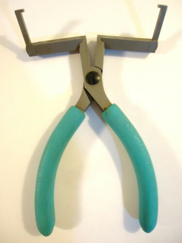 Discontinued Electronics Plier Utica Swiss Plier Insert Tool # 514-13FA.