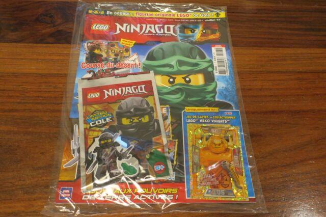 Lego® Ninjago™ Limited Edition Minifigur Cole Neu /& OVP 2017