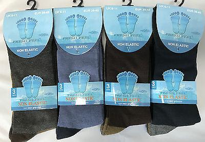100% Vero 12 Paia Fresh Feel Cotton Calze Da Uomo Non Elastico Uk 6-11 Mix Colore M10559-mostra Il Titolo Originale Vuoi Comprare Alcuni Prodotti Nativi Cinesi?