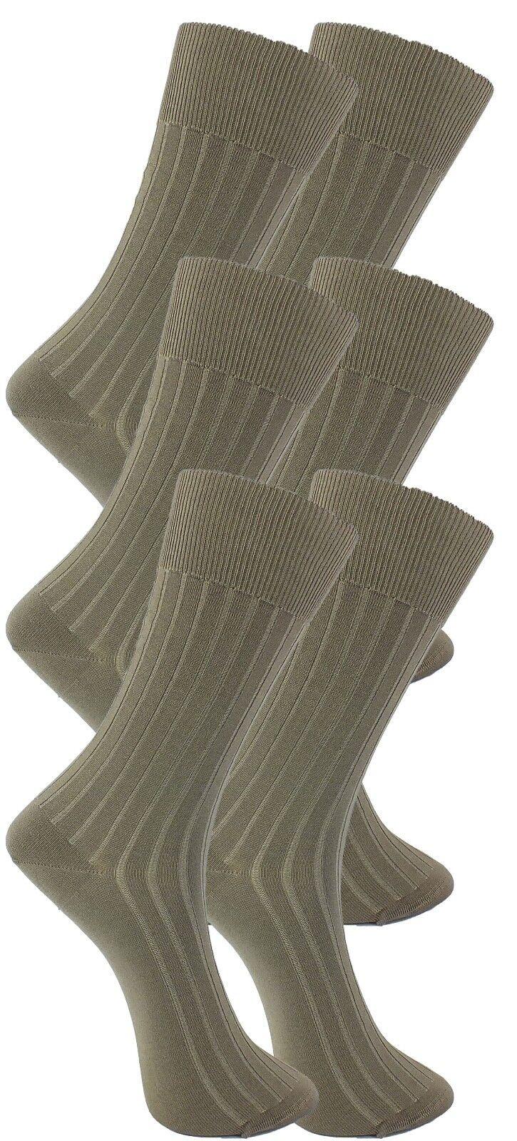 3er Pack Bugatti Herren Socken Strümpfe schlamm