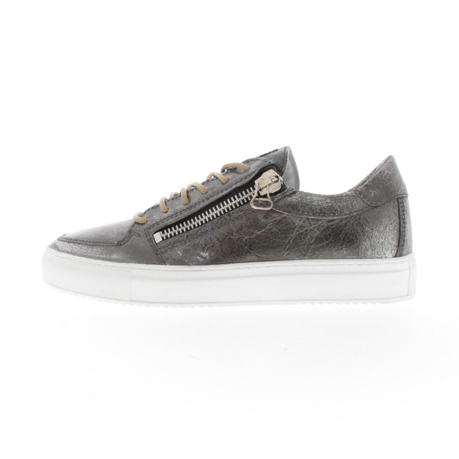Mjus Chaussures Femme Taille 41 Argent Baskets 360101