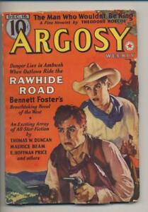 Argosy-Weekly-December-16-1939-Vintage-Pulp-Magazine-Very-Good