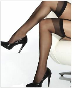 Plus-Size-Sheer-Thigh-High-Stockings-by-Coquette-More-Colours-size-16-to-22