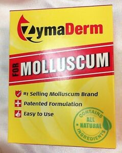 Lot Of 20 Zymaderm For Molluscum Contagiosum Antiseptic Wart