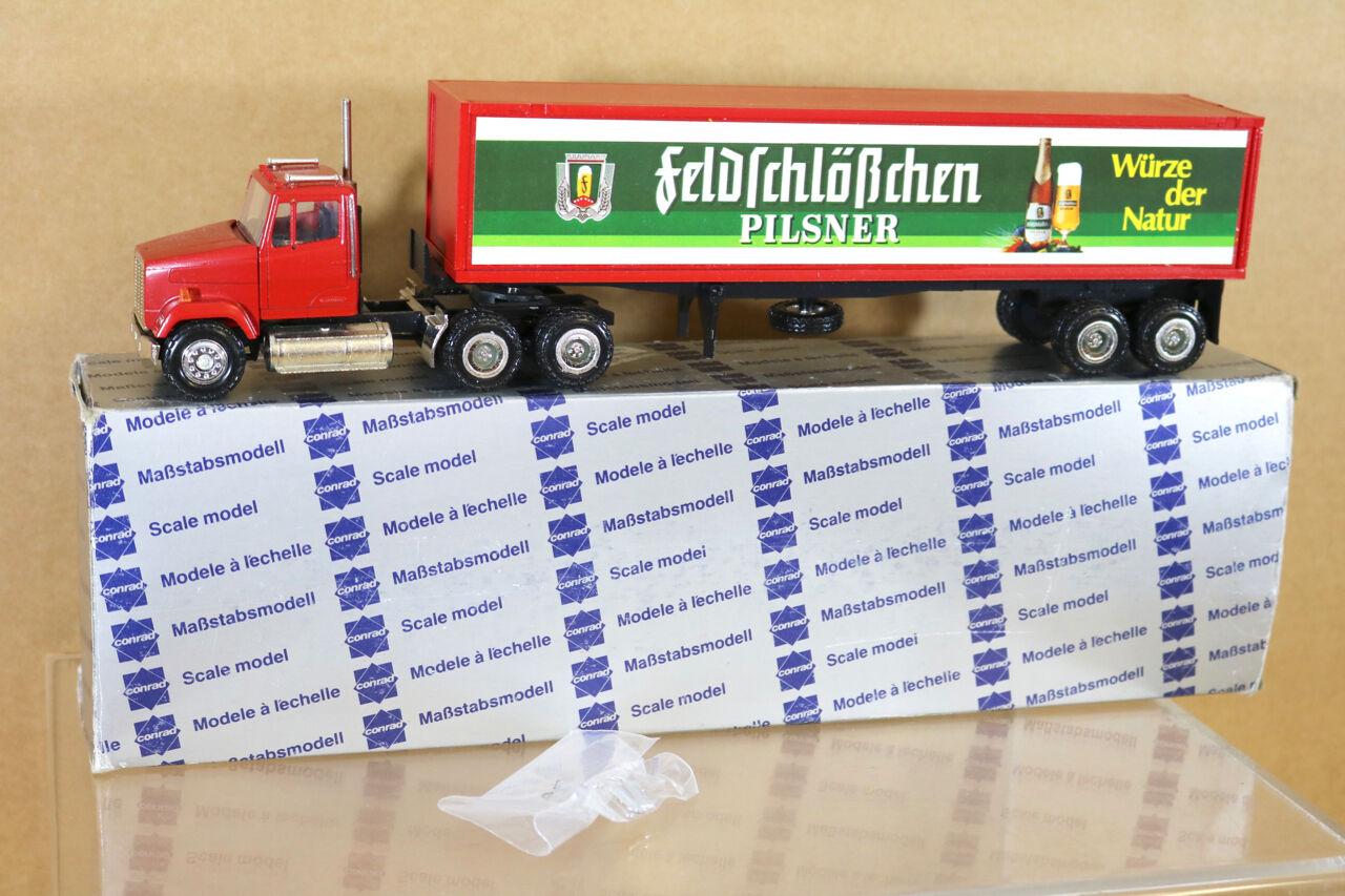 negozio di sconto Conrad Nzg 3820 Freightliner Camion Camion Camion Bier Birra Camion Feldschlobchen Pilsner Nh  prezzi bassissimi