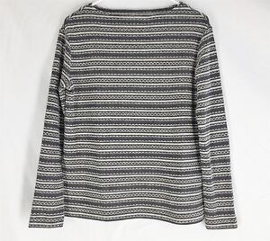 J-JILL-GRAY-SWEATER-TOP-SIZE-XS-Long-Sleeved-Boxey-Stretchy-Womens