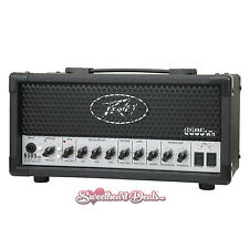 NEW Peavey 6505 MH 20-Watt Micro Tube Guitar Amplifier Head w/ Reverb