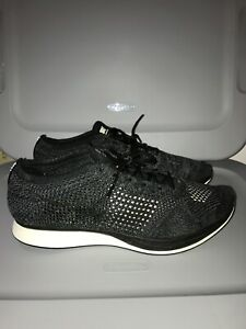 7cccda040d8bc Image is loading Nike-Flyknit-Racer-Knit-By-Night-Size-12-
