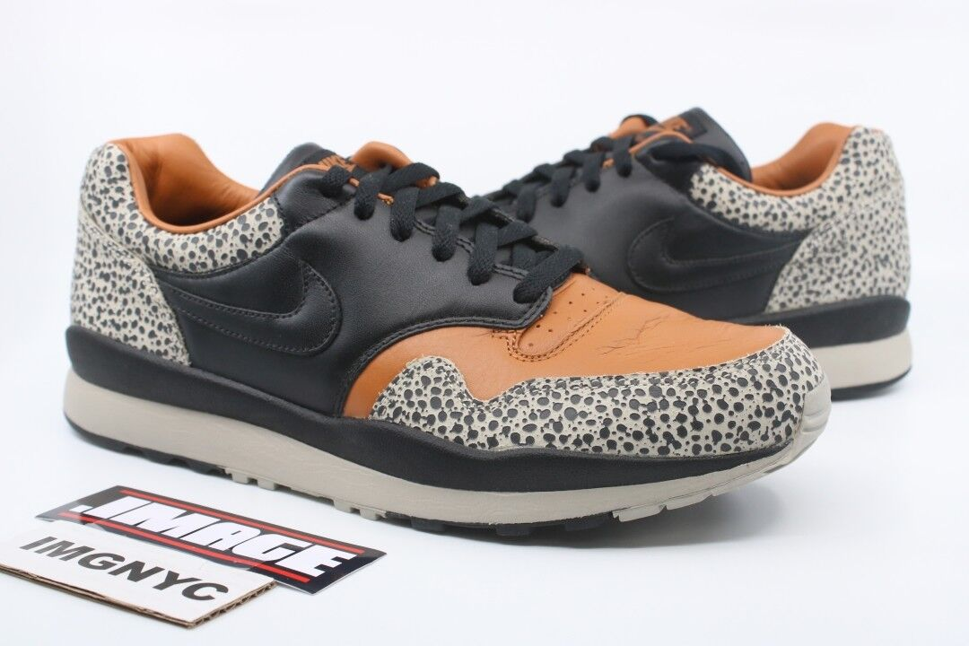Nike air safari nrg 2012 nuove dimensioni marrone beige nero carbone 532304 220