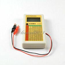 1pcs Digital Lcd Esr Capacitance Ohm Meter In Circuit Tester