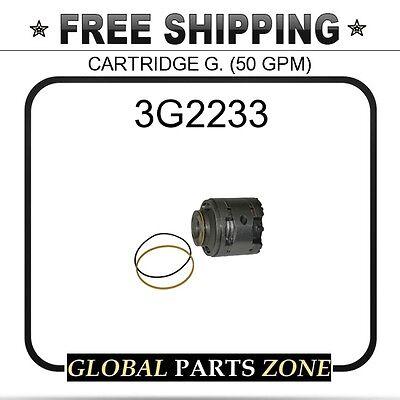 CAT FITS CATERPILLAR CARTRIDGE G. 50 GPM !!!FREE SHIPPING! 3G2233