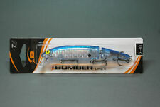 Bomber Wobbler B15A Long A Silver Flash Red Head 11,5 cm