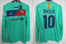 39ec5274f item 5 2010-2011 FC Barcelona Barca Jersey Shirt Camiseta Away Nike Messi   10 L S S NWT -2010-2011 FC Barcelona Barca Jersey Shirt Camiseta Away Nike  Messi ...