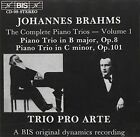 Complete Piano Trios The - Vol. 1 (trio Pro Arte) 7318590000984 by Brahms CD