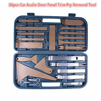 Car Exterior/Interior Door Dashboard Audio Stereo Dash Panel Remove Refit Tools