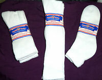 Diabetics Socks, Made In Usa, (sold By The Dozen) Many Sizes & Colors & Types