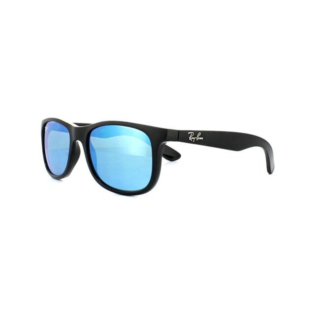 8042e417a473 Sunglasses for Kids Ray Ban Junior Rj9062s 7013/55 48 Matte Black ...