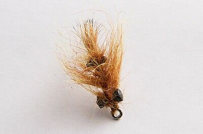 Supreme Hair Shrimp Redfish Tarpon Trout Bonefish 6 flies Fly Fishing Flies
