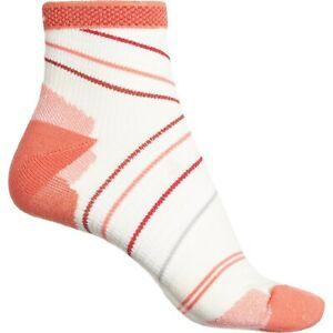 Sockwell Merino Wool Womens M//L Firm Compression Pacer Ankle Height Socks