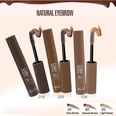 Women's Eyebrow Mascara Dye Cream Brush Waterproof Beauty Makeup Tool