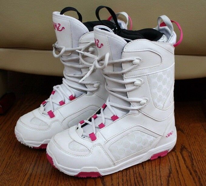 SIMS OMEN SNOWBOARD BOOTS WOMEN SIZE 9