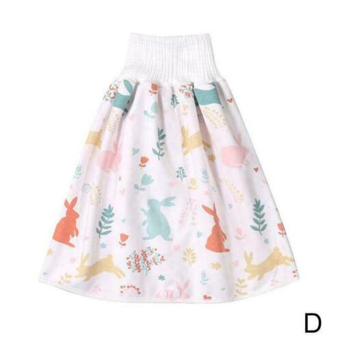 Details about  /Comfy Children Diaper Skirt Shorts 2 in 1 Waterproof Pants Shorts Absorbent T6O4