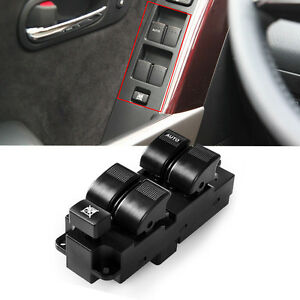 Lh driver side power window master switch gg2a66350 fits for 2001 mazda mpv window motor