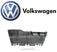 Volkswagen Beetle Engine Splash Guard 1j0825237r Genuine