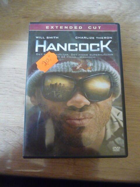 Hancock, DVD, action