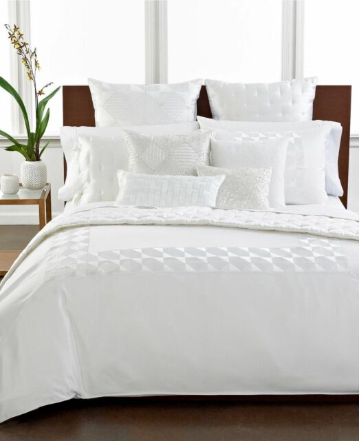 Hotel Collection Finest Bed Linen Mezzanine Quilted King Pillowsham