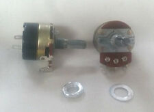 3-Pack Potentiometer 24mm B500k w/ 5A AC on/off Switch USA Free Shipping