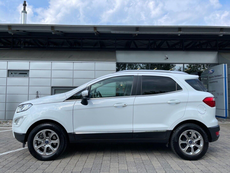 Ford EcoSport 1,0 SCTi 125 Titanium - billede 1