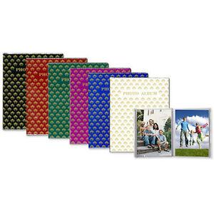 Pioneer-FC-157-5-034-x7-034-Flexible-Cover-Album-24-Photos-Color-Varies